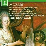 Konzert für Oboe, Flöte und Harfe