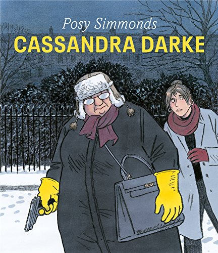 Cassandra Darke (English Edition) por Posy Simmonds