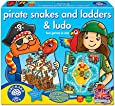 Orchard Toys Pirate Snakes and Ladders & Ludo