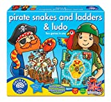 Orchard Toys Pirate Snakes and Ladders a...