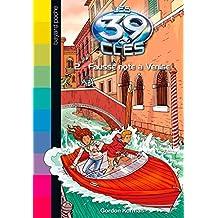 Les 39 clés, Tome 2 : Fausse note à Venise