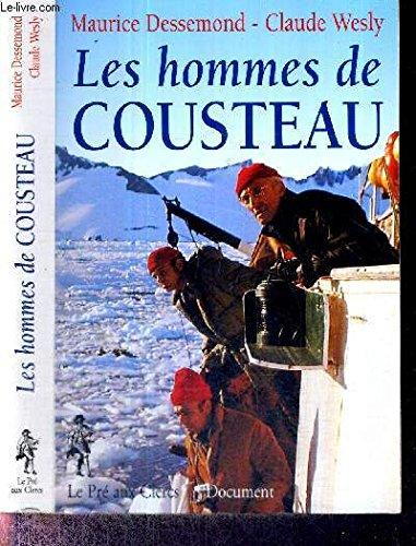 Les hommes de Cousteau
