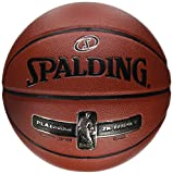 Spalding NBA Platinum Zk Legacy Ball Basketball, orange, 7