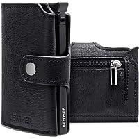 Porta Carte Credito Slim BEWMER II - Portafoglio e Portacarte Di Credito Da Uomo e Donna - Protezione Rfid Schermato…