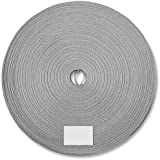 Schellenberg 11441 Sangle de volet roulant Gris 23 mm 50 m