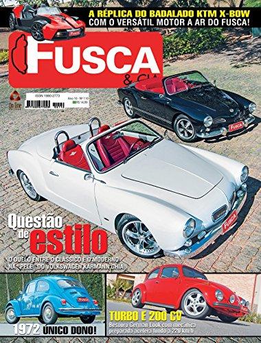 Fusca & Cia ed.110 (Portuguese Edition)