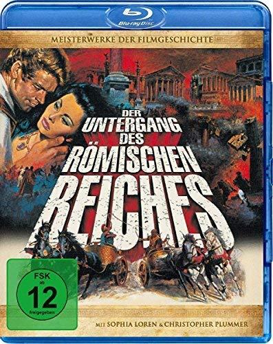 Der Untergang des Römischen Reiches / The Fall of the Roman Empire (1964) ( ) (Blu-Ray)