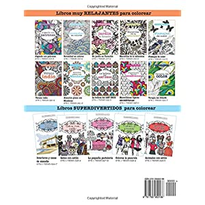 Libros para Colorear Adultos 4: Maravillas de la naturaleza: Volume 4 (Libros superdivertidos para colorear)