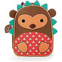 Skip Hop Zoo Lunchie Mini Vespertasche für den Kindergarten, isoliert, mit Namensschild, mehrfarbig, Igel Hudson