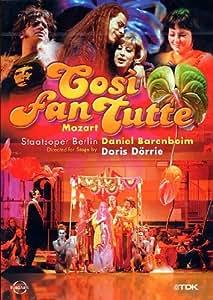 Mozart: Cosi fan tutte -- Berlin/Barenboim [DVD] [2007]