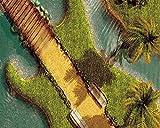 ZSMPU Puzzle per Adulti in Legno 1000 Pezzi Chitarra Ad Acqua A Terra Home Art Deco Gioco Educativo