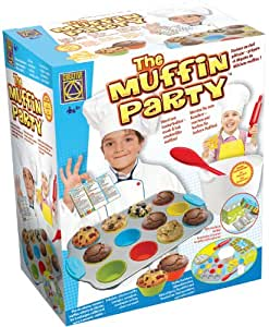 Creative Toys - Ct 5921 - Jeu d'Imitation - The Muffin Party