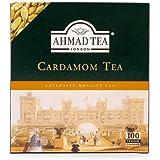 Ahmad Tea Cardamom Tea, 100 Teabags, 592