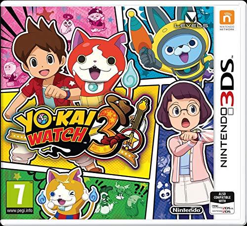 Nintendo - Yo-Kai Watch 3 /3DS (1 ACCESSORES)