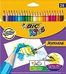 Bic Kids Aquacouleur Crayon de couleu...