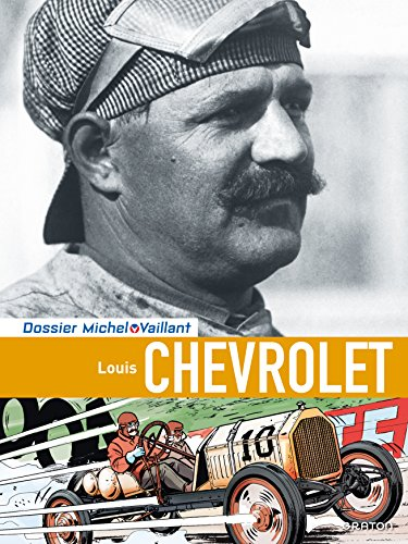 Michel Vaillant - Dossiers - tome 11 - Chevrolet dossier standard