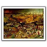 ArtWall Pieter Bruegel 'The Triumph of D...