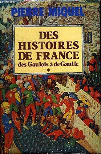 Nouvelles histoires de France, tome 2 : Des gaulois à de Gaulle