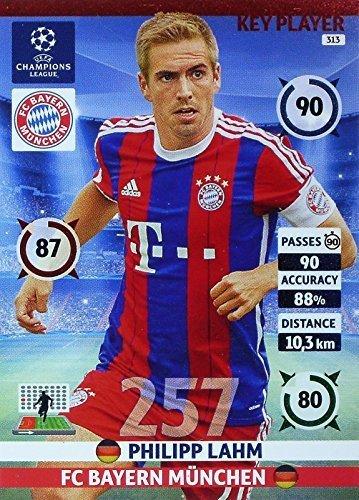 Champions League Adrenalyn XL 2014/2015 Philipp Lahm 14/15 Key Player by Adrenalyn XL