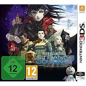 Shin Megami Tensei Strange Journey Redux (3DS)