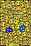 Telecharger Livres 501 Citations droles Volume 2 pour etre sur de faire ENCORE PLUS rire (PDF,EPUB,MOBI) gratuits en Francaise