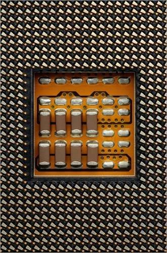Poster 60 x 90 cm: CPU Socket di Antonio Romero/Science Photo Library - Stampa Artistica Professionale, Nuovo Poster Artistico