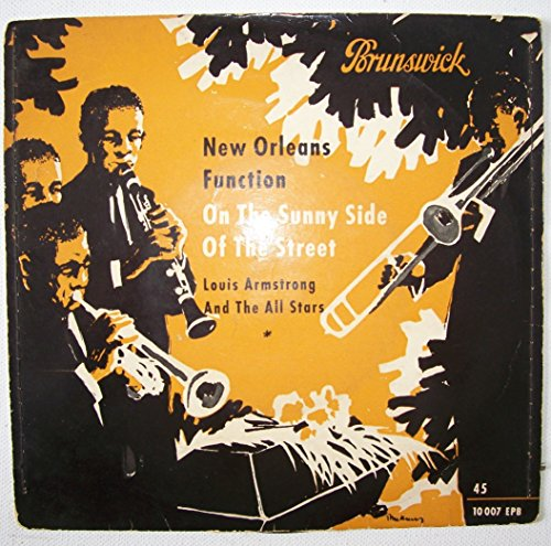 New Orleans function (#epb10007) / Vinyl single [Vinyl-Single 7''] (New Vinyl Orleans)