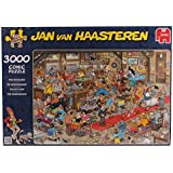 Jumbo Jan van Haasteren 'The Dog Show' 3000pc Jigsaw Puzzle