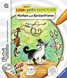 Book - tiptoi® Merken und Konzentrieren (tiptoi® Mein Lern-Spiel-Abenteuer)