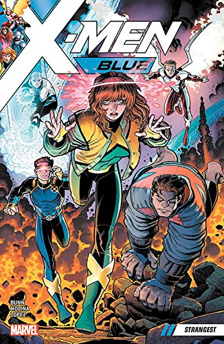 X-men Blue Vol. 1: Strangest por Cullen Bunn