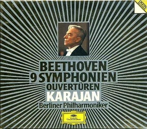 Beethoven Complete Symphonies Nos. 1 - 9 & Overtures :Herbert