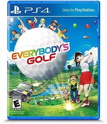Sony Interactive Entertainment-Everybody´s Golf