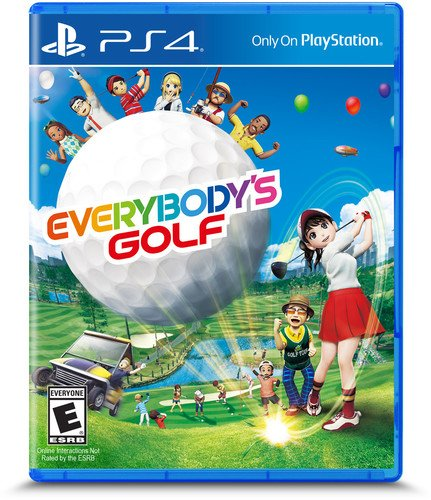 Sony Interactive Entertainment-Everybody´s Golf - PS4 (Golf 4 Playstation Spiele)