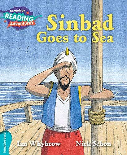 Sinbad goes to sea