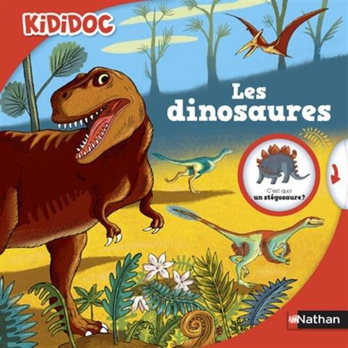 Les dinosaures (10) par Claudine Roland