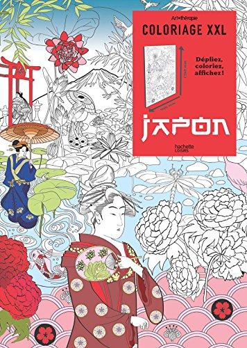 Coloriage XXL Japon