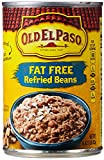 #8: Ench Sauce Green Refried Beans, Fat Free, 453g