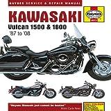 Kawasaki Vulcan 1500 & 1600 '87 to '08 (Haynes Service & Repair Manual) by Rob Maddox (2011-08-11)