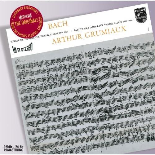 J.S. Bach: Sonata for Violin Solo No.3 in C, BWV 1005 - 3. Largo