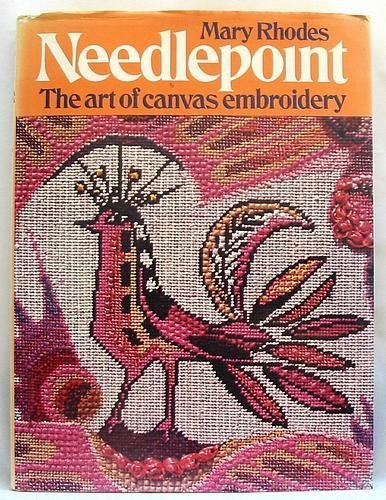 NEEDLEPOINT : THE ART OF CANVAS EMBROIDERY