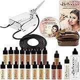 Belloccio Airbrush Makeup System All 16 ...