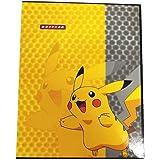 Porte Cartes Pokemon Compatible Cartable pour Cartes de Collection à Collectionner GX EX Trainer Cards Albums 20 Pages pouvan