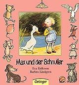 Max und der Schnuller.