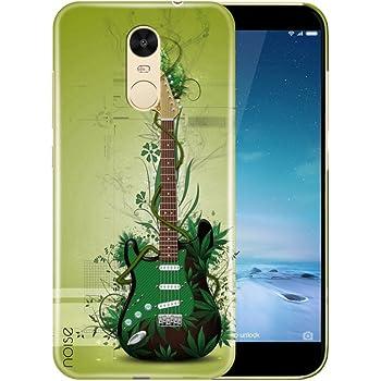 Noise Designer Printed Case / Cover for Xiaomi Redmi Note 4 / Music / Guitar Design