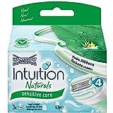 Wilkinson Lot de 24 lames de rasoir de rechange pour rasoir Intuition Naturals