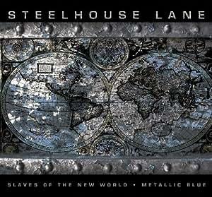 Metallic Blue/Slaves of the New World