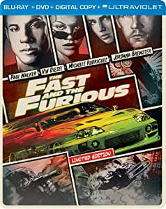 Fast & The Furious [Blu-ray] [2001] [US Import]