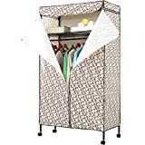 N&B Vliesstoff kleiderschrank Storage Tragbare Kleider Schrank veranstalter Schnell und Einfach zu assemblely Sicherheit von Kleidung Staubdichte Abdeckung durch-A 35