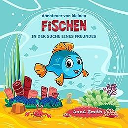 Kinderbücher: Abenteuer von kleinen Fischen. IN DER SUCHE