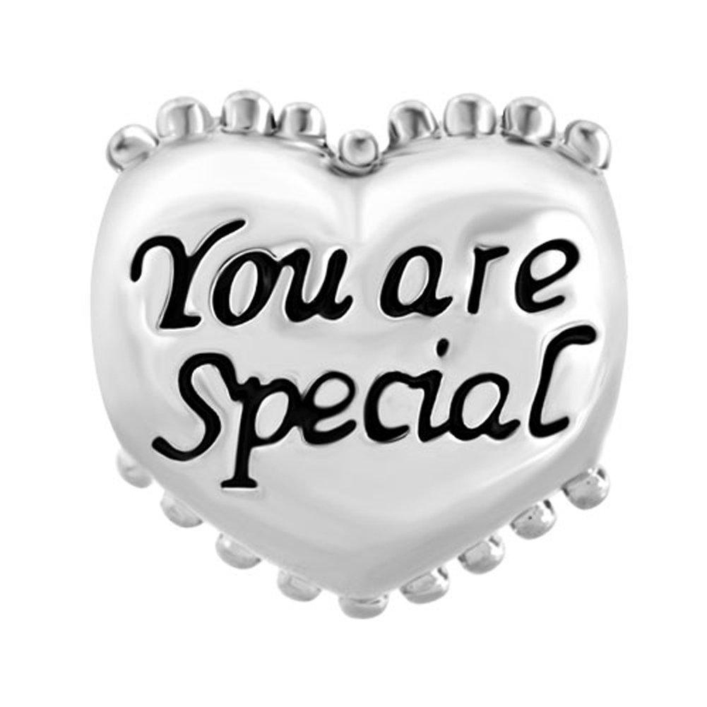 Korliya Nana You are Special Charm Bead for Bracelet